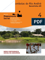 04 Quilombolas Rio Andira Barreirinha AM