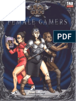 The Slayer's Guide to Female Gamers