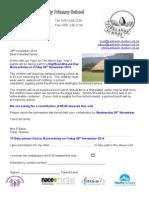 YEAR 3 VISIT TO BURWARDSLEY 28TH NOV 2014.doc