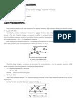 Regulatiom of Alternators