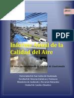 Primer Informe Monitoreo Ciudad 2013 Final