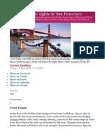 San Francisco 10 Best Places to Visit
