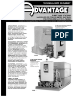 Advantage Pump Tank Technical Data