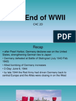 the end of wwii fall 2014