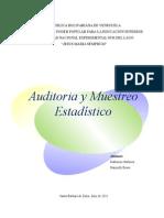 Auditoria de Sistema Computarizado muestreo estadístico.doc