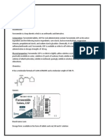 Drug Profile of Furosemide