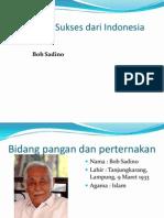 Pengusaha Sukses Dari Indonesia