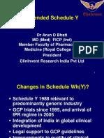 9_Dr Arun Bhatt - Schedule Y