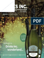 Drinks Inc Issue 26 Winter 2014-15
