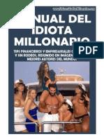 Muestra Del Libro Manual Del Idiota Millonario