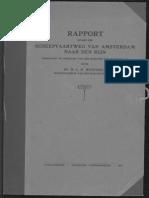 Raport Scheepsvaart