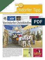 Vorchdorfer Tipp 2014-11