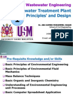 WasteWater Engineering Treatment Principles and Design Session132930961 1. EAP 582.4 WasteWater Engineering Treatment Principles and Design Session1