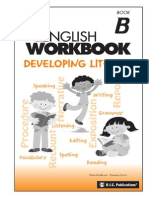 English Workbook B