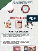 HABITOS BUCALES