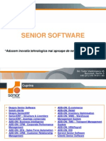 PrezentarPrezentare-Sisteme-Senior-Software.ppte Sisteme Senior Software