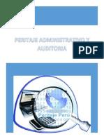 Pericia Administrativa y Auditoria