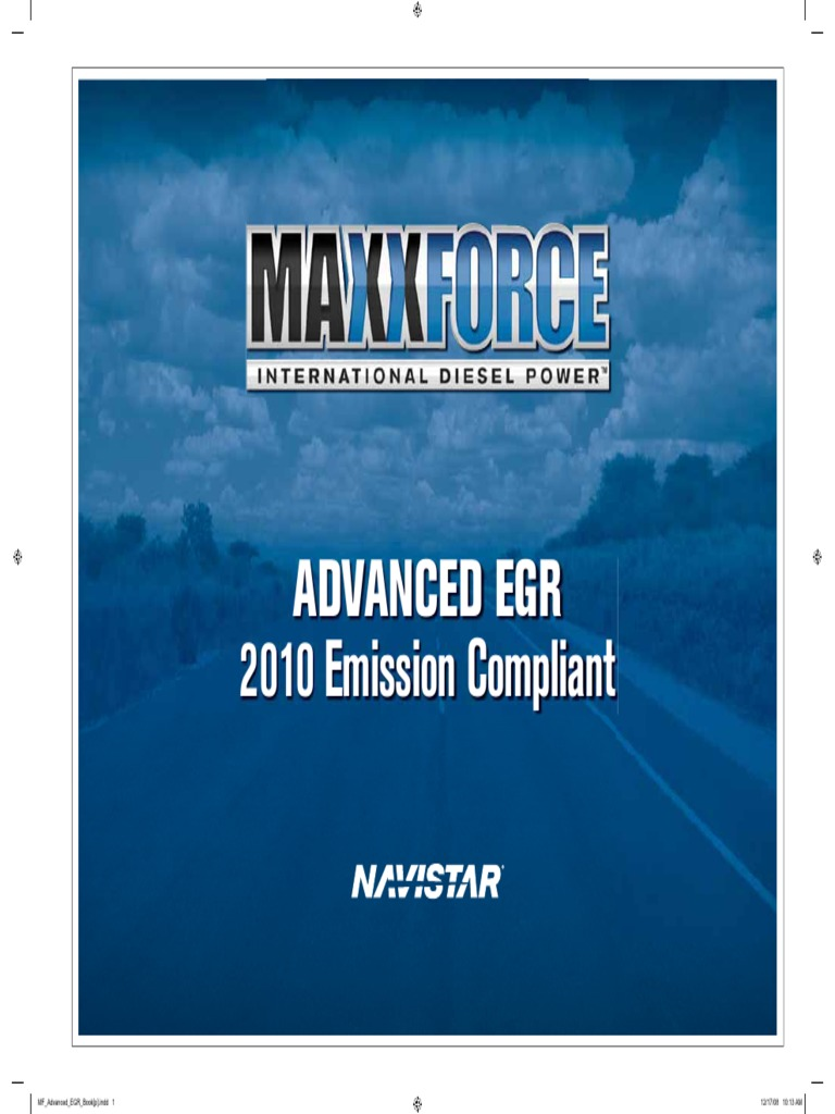 Advanced egr 2010 emission compliant n ox exhaust gas fandeluxe Image collections