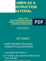 Bitumen as a Construction Material-Ing. Collins Donkor