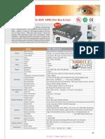 SM-404 & 404 GPRS