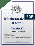 Chapter 3 math 3