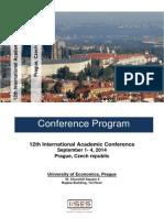 Prague Conference Program II1 (1)