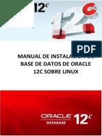 Instalación de Oracle Database 12c Sobre CentOS 6.5