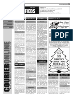 Claremont COURIER Classifieds 11-28-14