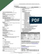 Especificacion Satellite C55t A5222