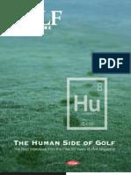 Golf Interview