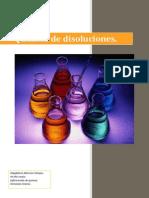 Quimica de Disoluciones