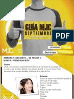 Guia Mjc Guia Mjc Guia Mjc Guia Mjc