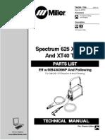 Spectrum 625 Extreme