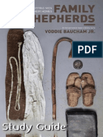 Family Shepherds Study Guide With Instructions