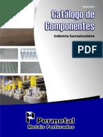 Catálogo Componentes_2012