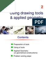 Using Drawing Tools - Civil Engineering Drawing