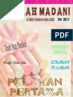 Risalah Madani Edisi November 2014