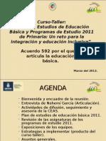 PROGRAMAS DE ESTUIDIO 2011