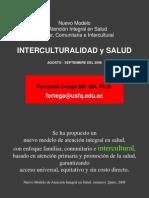 Presentación Interculturalidad y Salud1