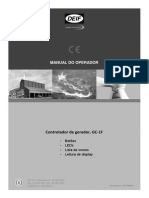 GC-1F Operators Manual 4189340494 BR