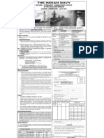 Indian navy application form