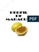 Perfil de Maracuyá