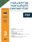 Industrie Manufatti Cementizi n. 3 del 2008