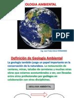Diapositiva de Geologia Ambiental
