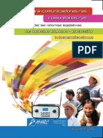 Manual para las y los comunicadores comunitarios. Para entender las reformas legislativas en derechos humanos, protección y telecomunicaciones