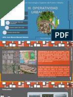 Operatividad urbanística