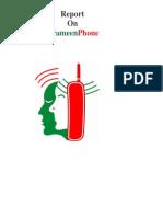 Internship Report on Customer Satisfaction of GrameenPhone