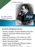 Friedrich Nietzsche (Marco Ordoñez)
