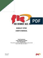 Bobcat OTDR Manual VD