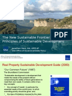 GSA New Sustainable Frontier 10-21
